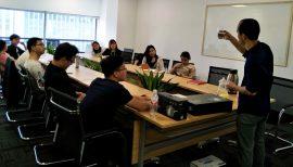 汉斯曼集团(HQTS)受邀参加老爸评测产品质量控制交流会
