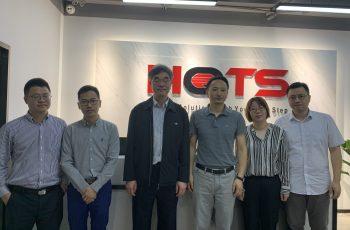 HQTS宁波实验室顺利通过CNAS现场审核